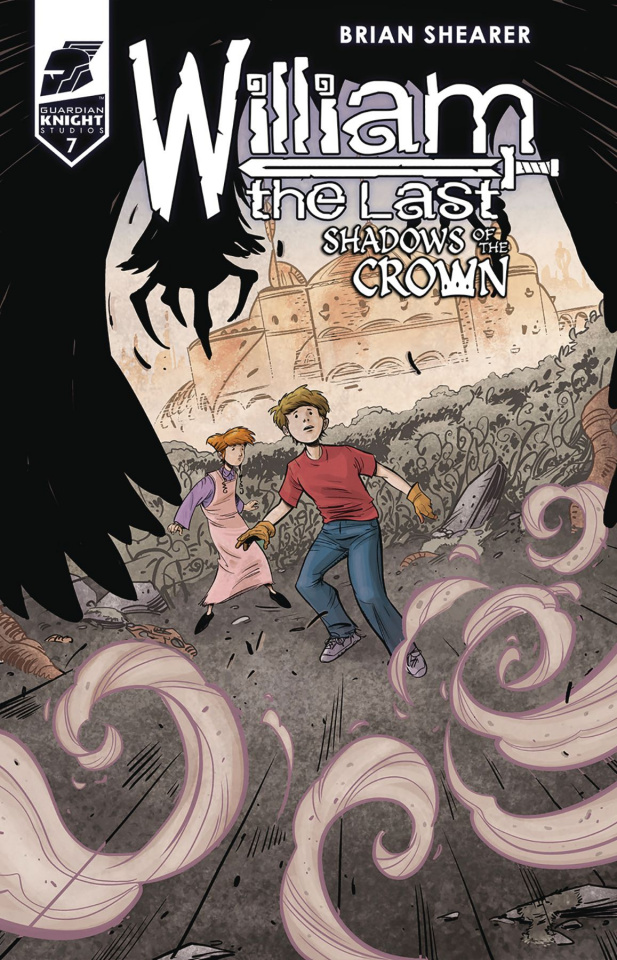 William the Last: Shadows of the Crown #7