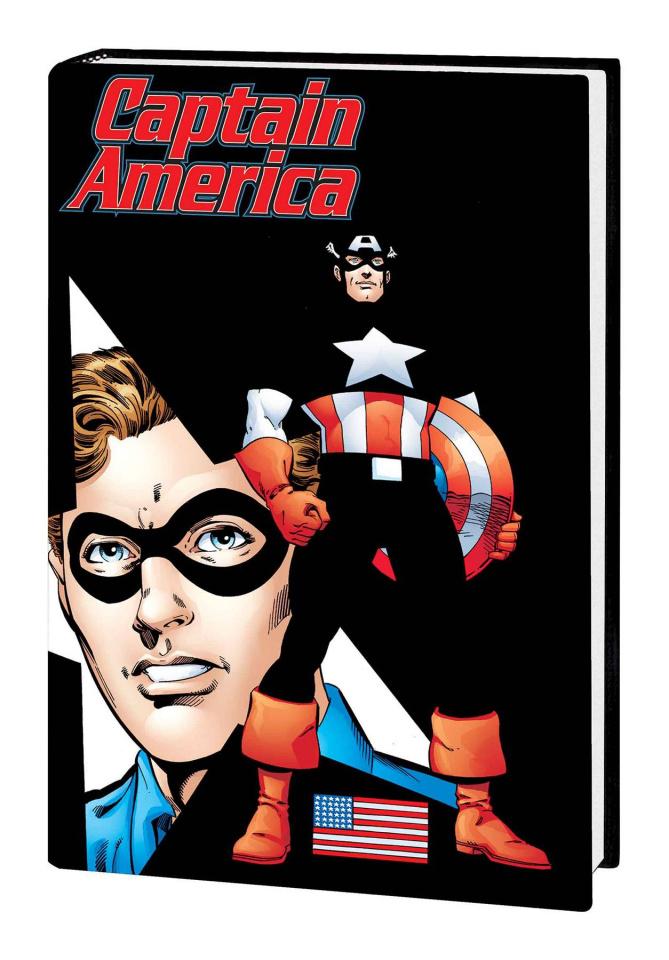 Captain America by Dan Jurgens (Omnibus Jurgens Cover)