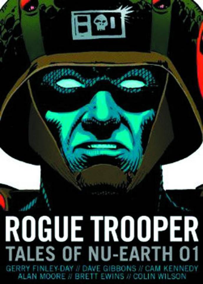 Rogue Trooper: Tales of Nu-Earth Vol. 1