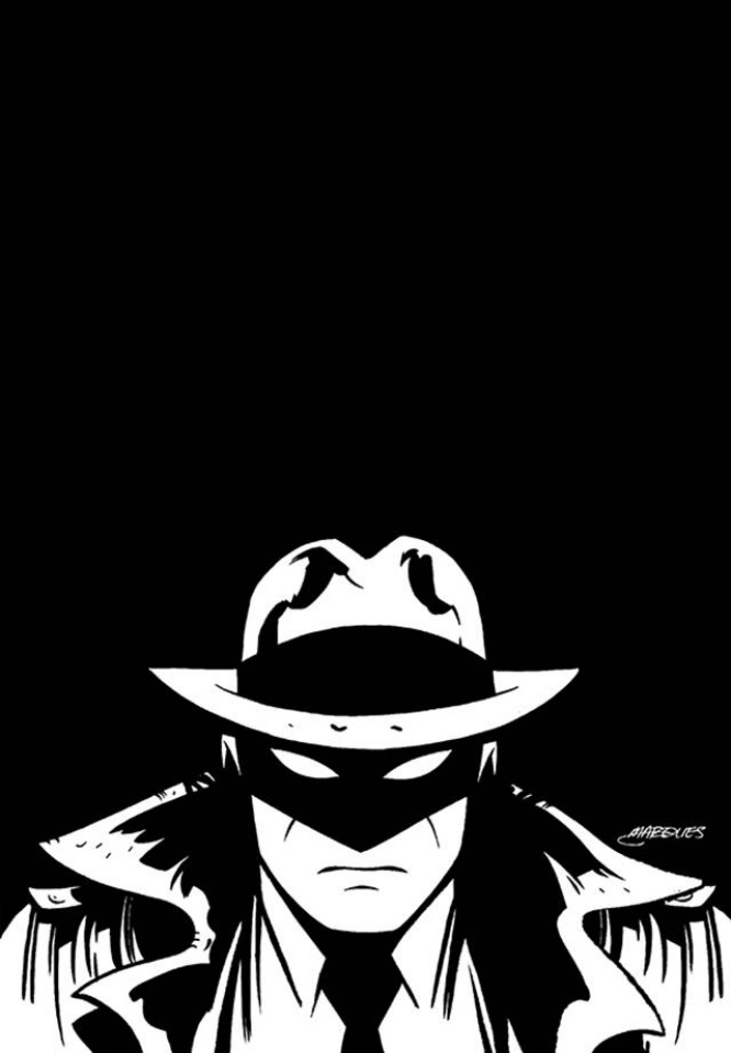 Green Hornet #1 (11 Copy Marques B&W Virgin Cover)