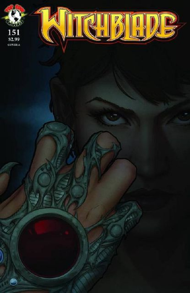 Witchblade #151 (Foil Edition)