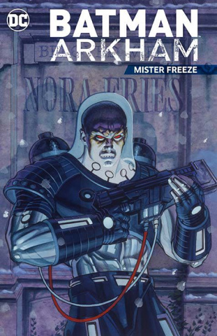 Batman: Arkham - Mister Freeze