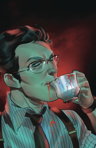 Buffy the Vampire Slayer: Tea Time #1 (Andolfo Foil Cover)