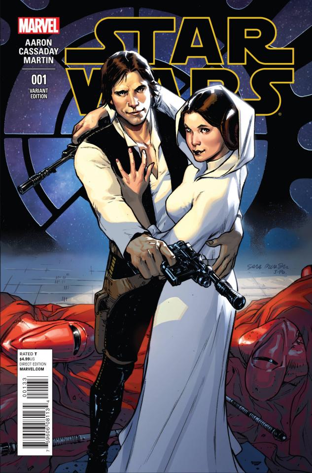 Star Wars #1 (Pichelli Cover)