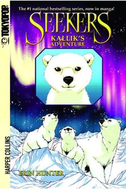Seekers: Kallik's Adventure Vol. 1