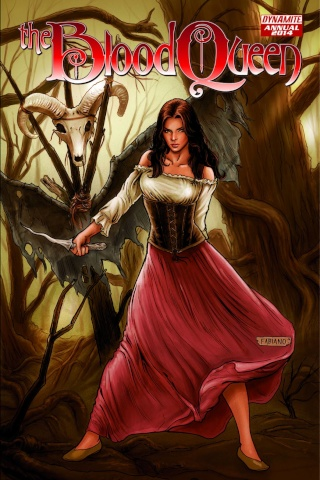 The Blood Queen Annual 2014