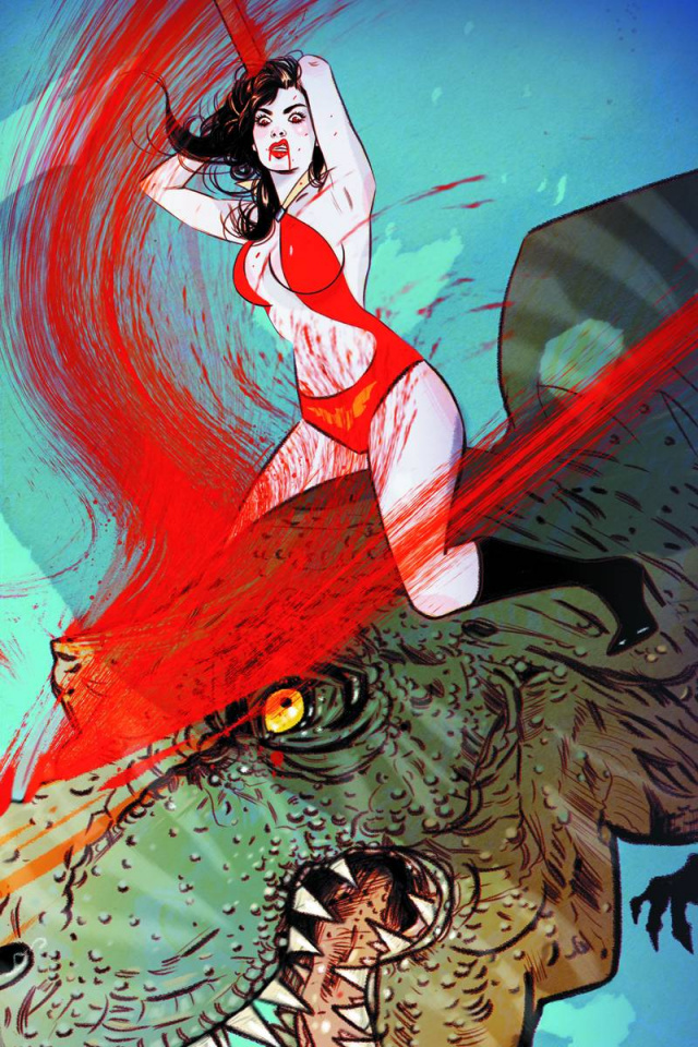 Swords of Sorrow #2 (15 Copy Lotay Virgin Cover)