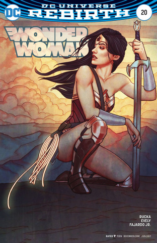 Wonder Woman #20 (Variant Cover)