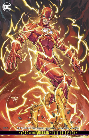 The Flash #78 (Year of the Villain)