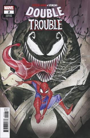 Spider-Man & Venom: Double Trouble #2 (Momoko Cover)