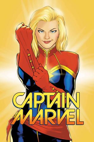 Captain Marvel #1 (True Believers)