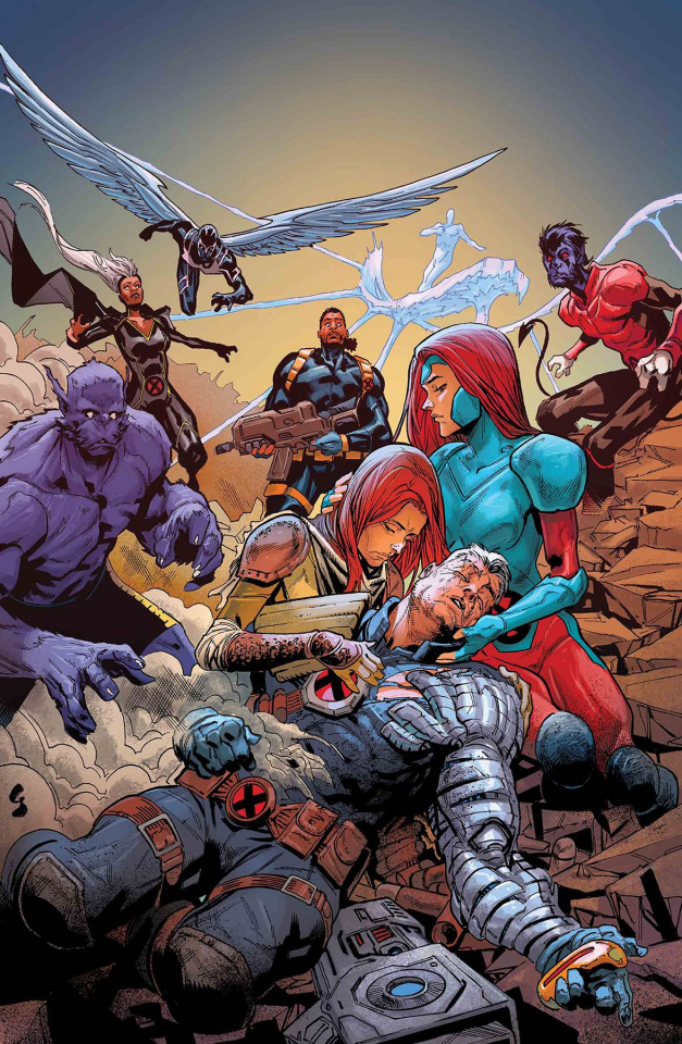 X-Men: The Exterminated #1