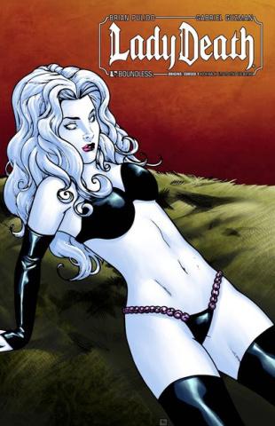 Lady Death Origins: Cursed #1