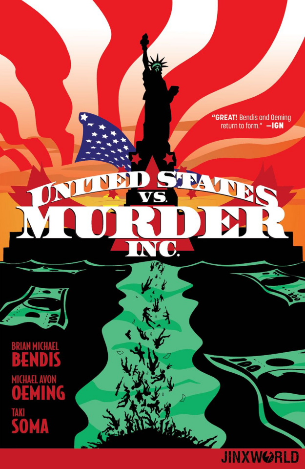 The United States of Murder, Inc. Vol. 1