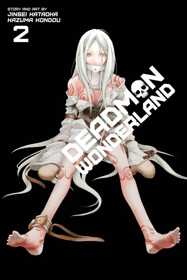 Deadman: Wonderland Vol. 2