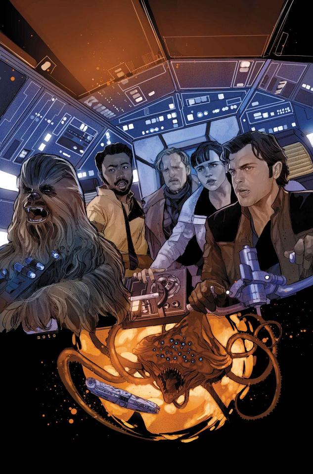 Star Wars: Solo #5