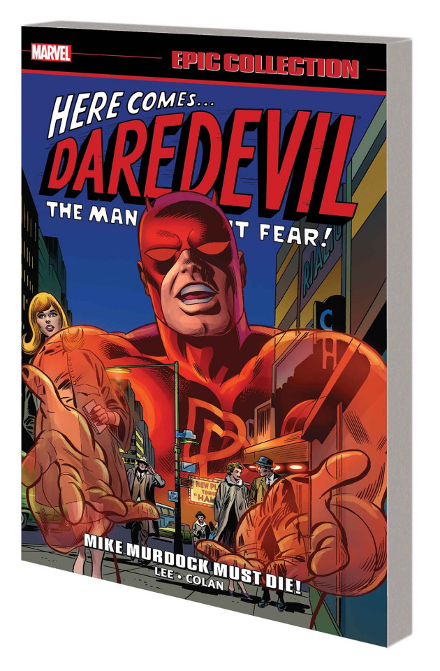 Daredevil: Mike Murdock Must Die (Epic Collection)