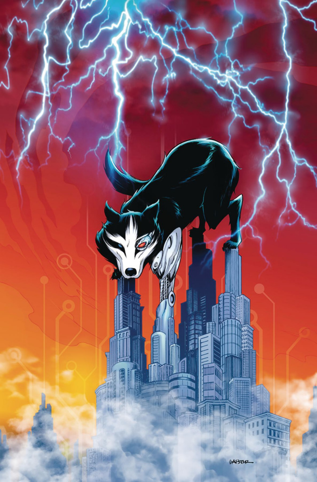 Animosity: Evolution #1 (Gapstur Cover)
