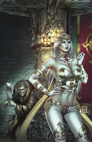 Grimm Fairy Tales: Wonderland #39 (Krome Cover)