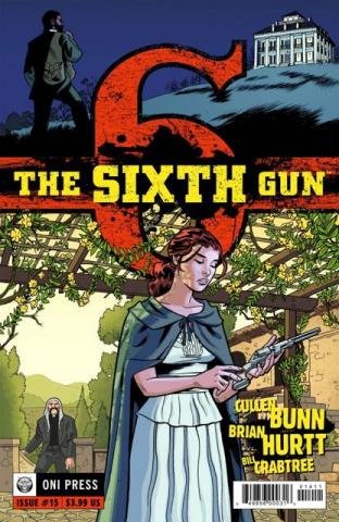 The Sixth Gun #15