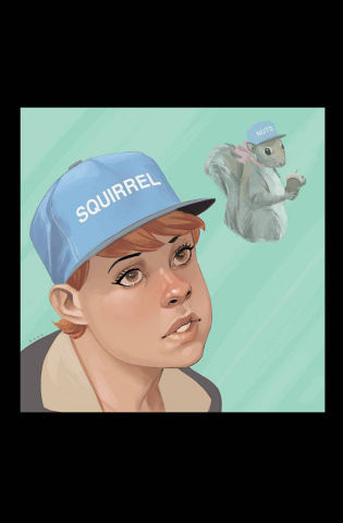 The Unbeatable Squirrel Girl #1 (Noto Hip Hop Cover)