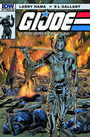 G.I. Joe: A Real American Hero #174