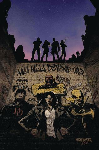 The Defenders #4