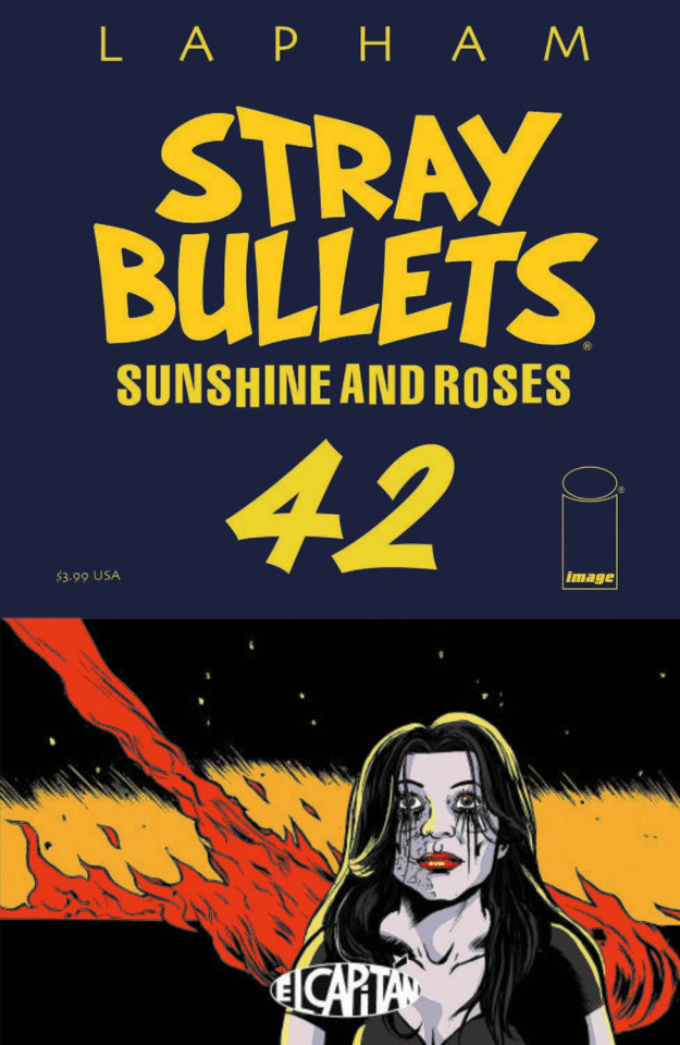 Stray Bullets: Sunshine and Roses #42