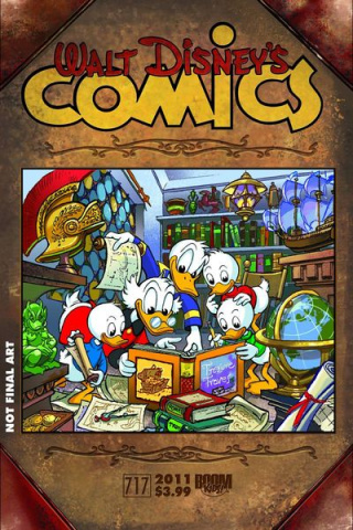 Walt Disney's Comics and Stories #717