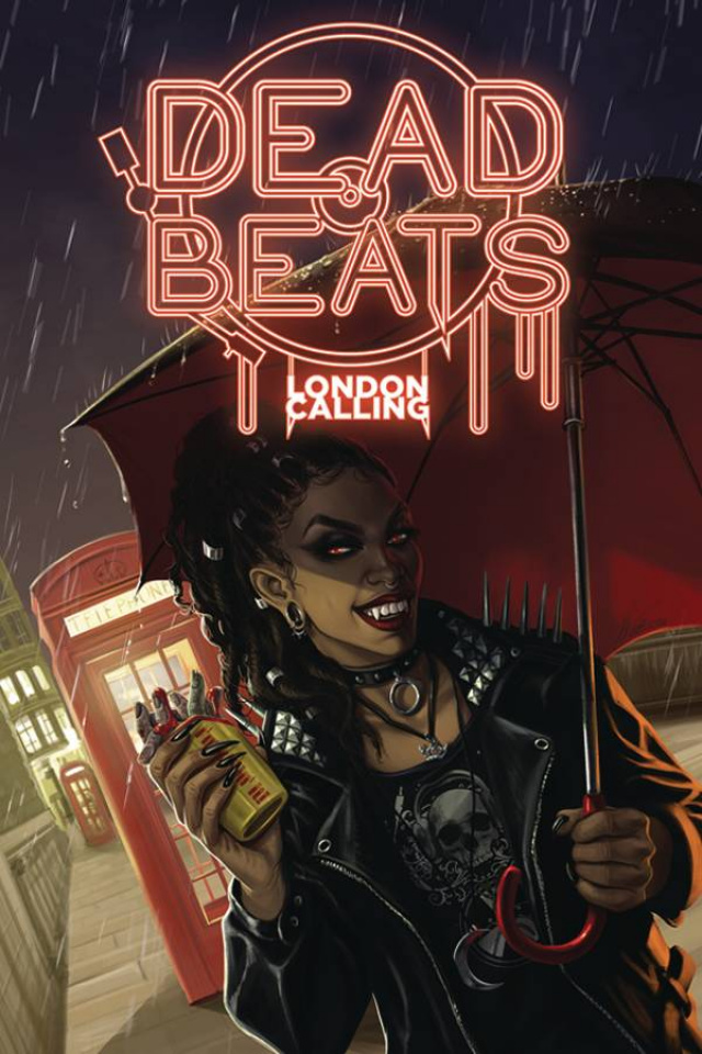 Dead Beats: London Calling Horror Anthology