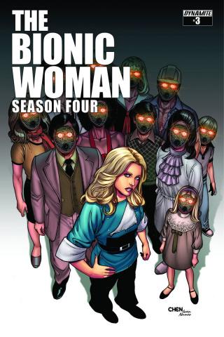 The Bionic Woman, Season Four #3