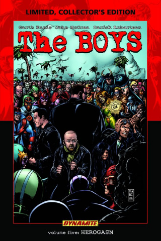 The Boys Vol. 5: Herogasm (Signed Edition)