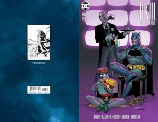 Dark Knight III: The Master Race #7 (Chaykin Cover)