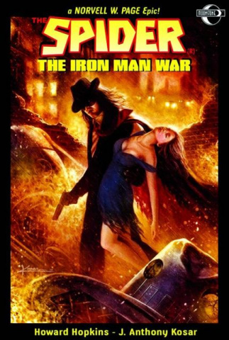 The Spider: The Iron Man War