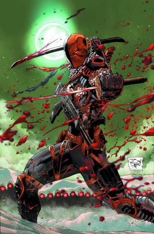Deathstroke #3