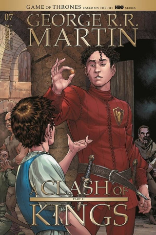A Clash of Kings #7 (Miller Cover)