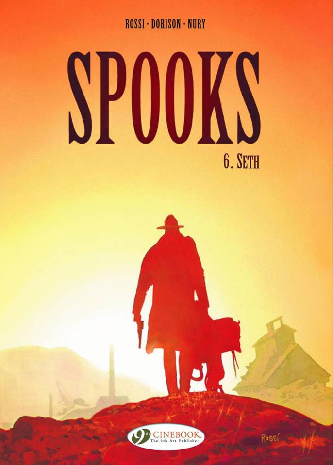 Spooks Vol. 6: Seth