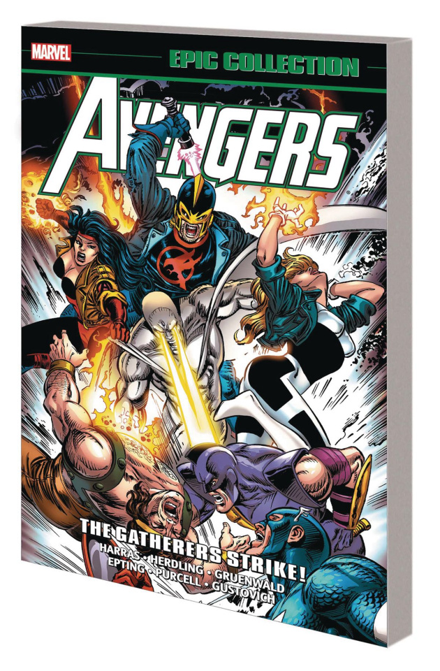 Avengers: The Gatherers Strike! (Epic Collection)