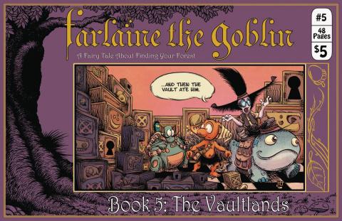 Farlaine the Goblin #5