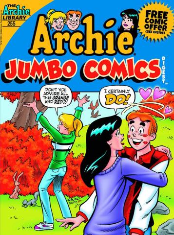 Archie Jumbo Comics Digest #255