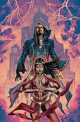 Grimm Fairy Tales #23 (Vitorino Cover)