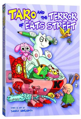 Taro Terror of Eats Street