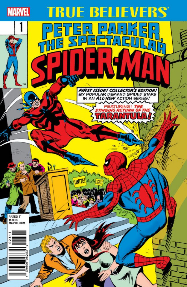 Peter Parker: The Spectacular Spider-Man #1 (True Believers)