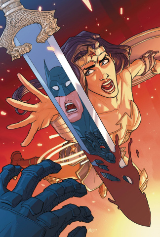 Justice League #34