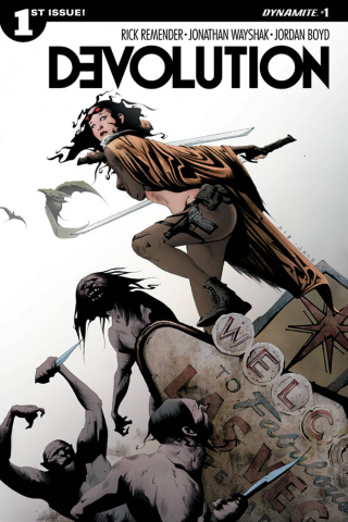 Devolution #1 (2nd Printing)