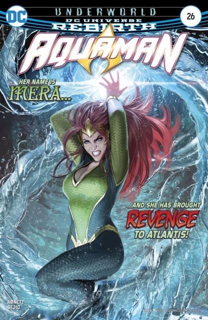 Aquaman #26