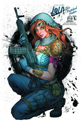 Lola XOXO: Wasteland Madam #1 (12 Copy Cover)