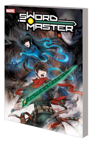 Sword Master Vol. 2: God of War