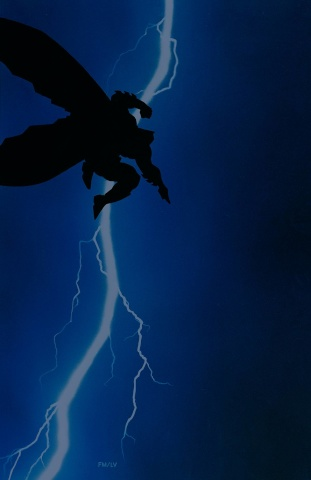Batman: The Dark Knight Returns #1 (DC Comics Essentials)