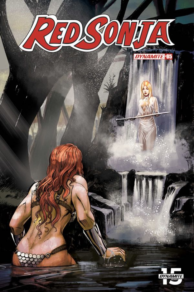 Red Sonja #5 (10 Copy Q Seduction Cover)
